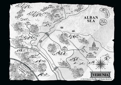 THE MAP OF VERUNIA