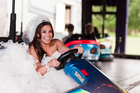 wedding-dodgem