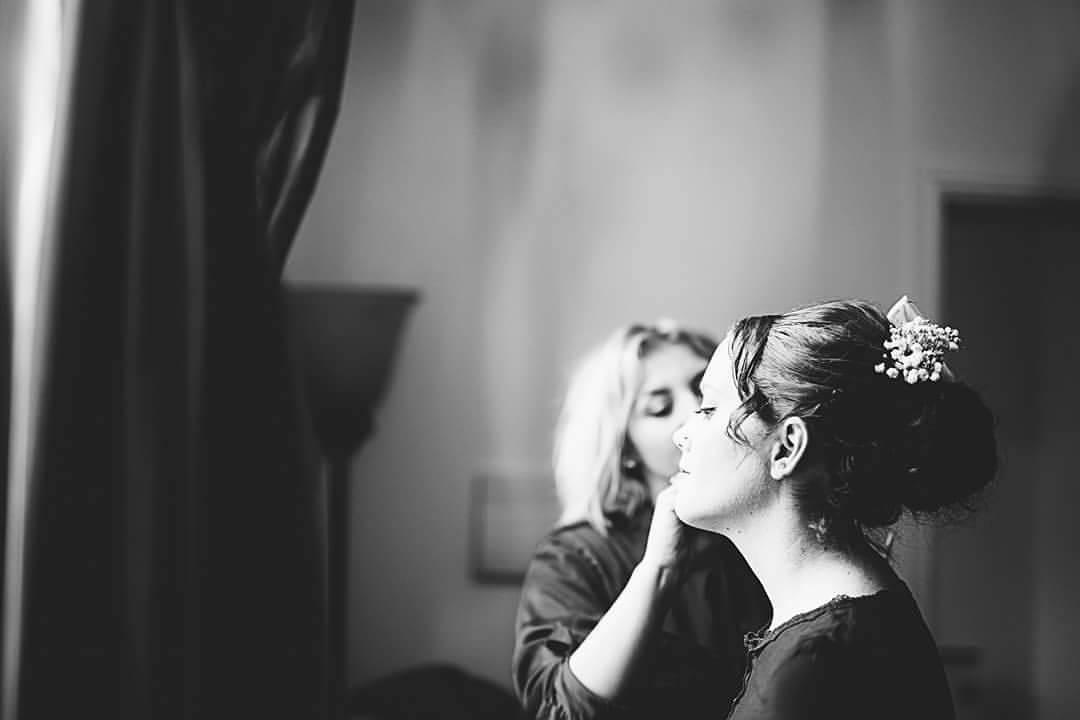 bridal makeup Sheffield