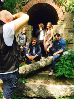 Reverend & The Makers photoshoot