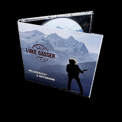 """CD """"Wildgärscht & Wätterhorn"""""""