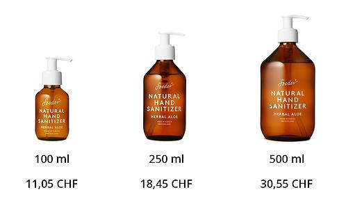 Soeder Naturhanddesinfektionsmittel