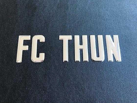3D Aufkleber FC THUN