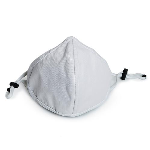 PM30 Stoffmaske weiss