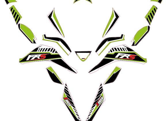 PACK XRACER   ATV  FRS  NICOLAS