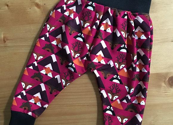 Legging Saroual Fox Pink