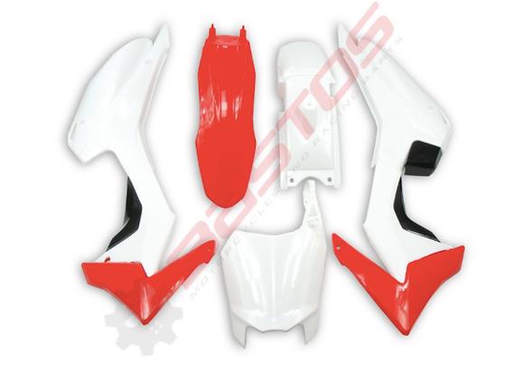 KIT PLASTIQUE TYPE CRF 110 ( couleurs au choix )