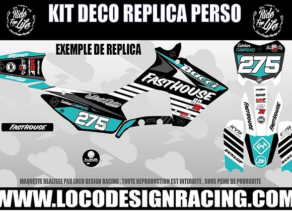REPLICA FASTHOUSE  BUCCI /CRF110