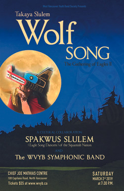 Wolf Song Concert