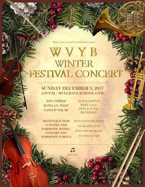 Winter Festival Concert 2017