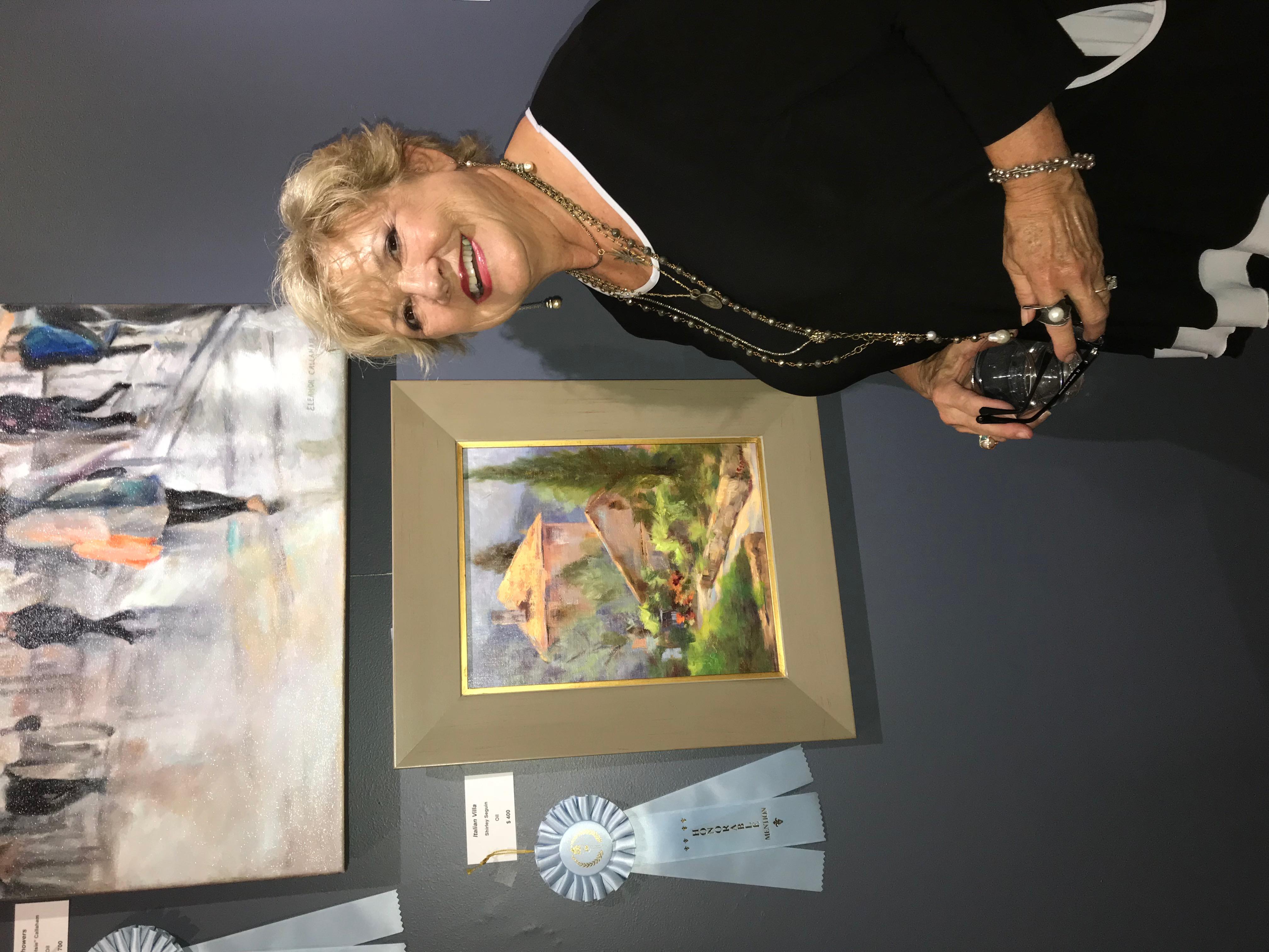 Shirley Seguin, HM