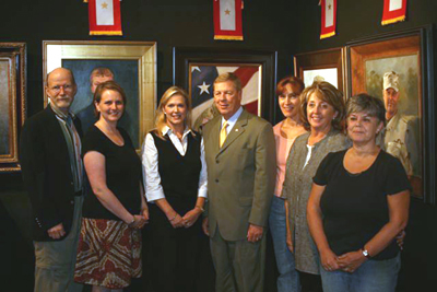 AFAL with Senator Isakson2