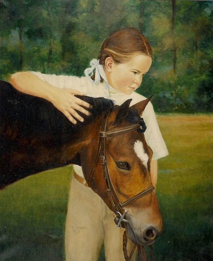 Vivian-Moody-Girl-horse