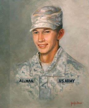 PFC Daniel Joseph Allman II