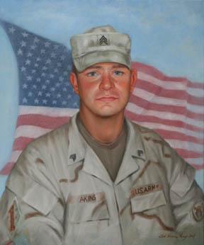 Sergeant Kevin Akins