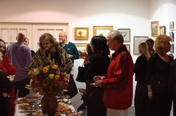 Small Works Reception