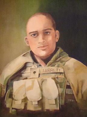 Justin Jarrett