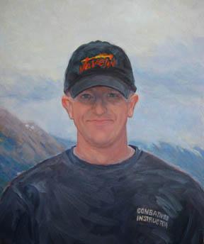 Army Sergeant Brian Daniel Ardron