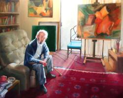 Last Studio by Fran Milner