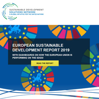 The UN Sustainable Development Solutions Network
