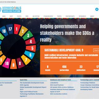 SDGs Knowledge Platform