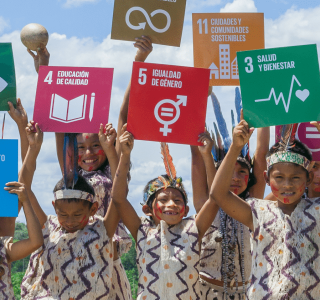The Sustainable Development Agenda of the United Nations