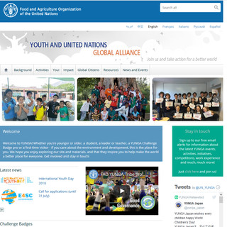 The Youth and United Nations Global Alliance