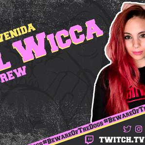 Lil Wicca, nueva integrante de la #UDGCrew