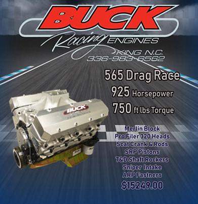 Drag Race 565