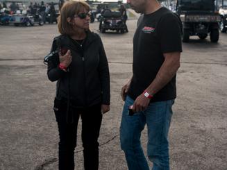 Chris Rini & Pam Benoit