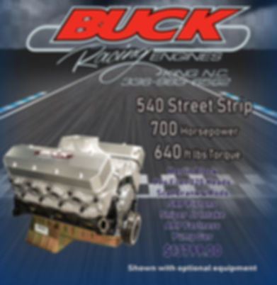 Street Strip 540