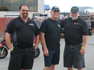 Charlie, Gene Fulton & Sonny Leonard