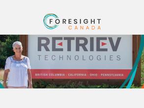 Cleantech Coast to Coast: Retriev Technologies, Trail, BC