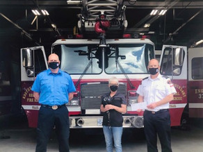 Thermal imaging camera donated to Kootenay Boundary Regional Fire Rescue