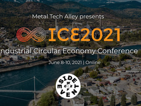 Retriev Technologies, Proud Sponsor of the Metal Tech Alley's Industrial Circular Economy Conference