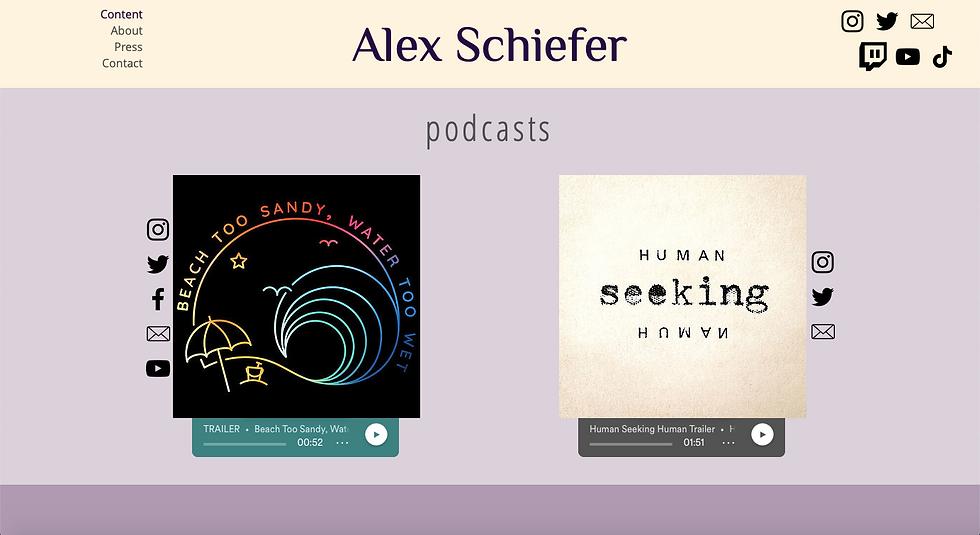 Alex Schiefer