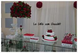 Mesa Provençal Vermelha