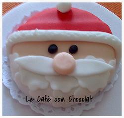 Brownie Papai Noel