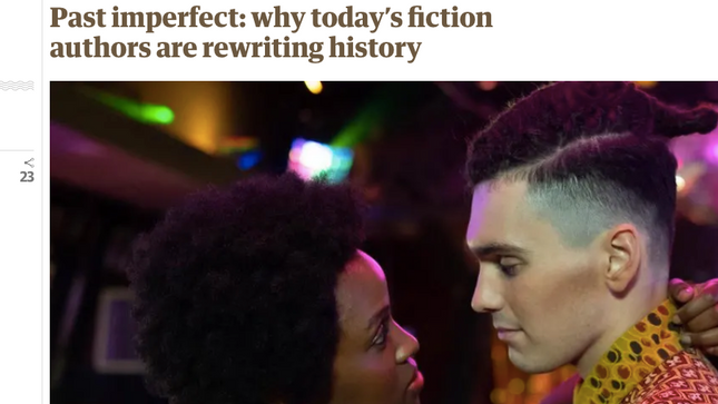 Why we are writing alternative histories: From the Observer