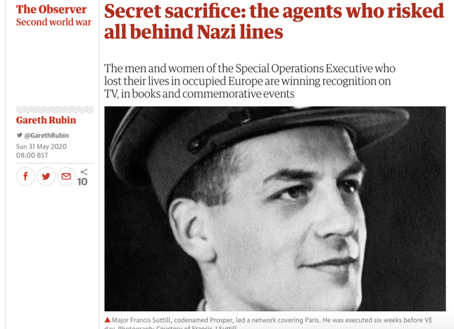 The agents who risked it all - from the Observer