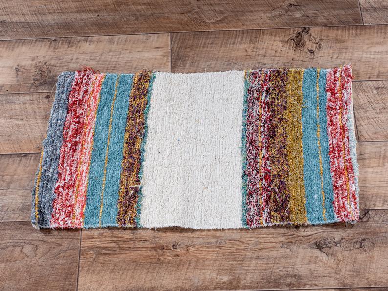 Tapis coton simple