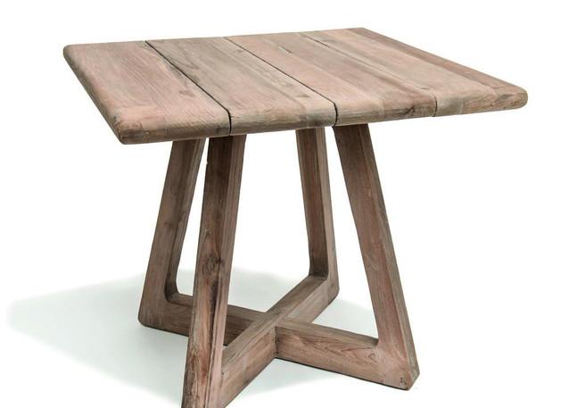Table Teak recyclé