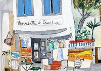 Tapis eco-responsable en coton recyclé, Henriette Concha, Gruissan. Découvrez l'ensemble de notre gamme de tapis en coton recyclé, fabriqués à la main et éco responsables, Henriette Concha votre boutique de décoration éco responsable à Gruissan, Aude (11)