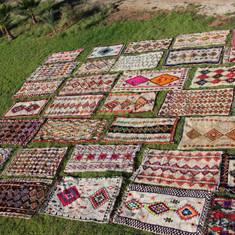 Tapis marocains en laine