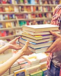 tengono i libri