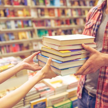 The Book Corner: Ebook or Paperback/Hardback