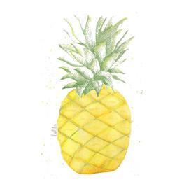 Piña amarilla