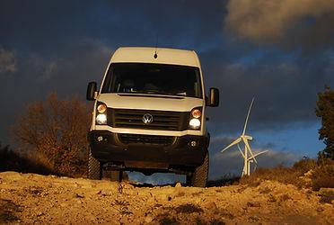 lloguer vehicles 4x4 Tarragona