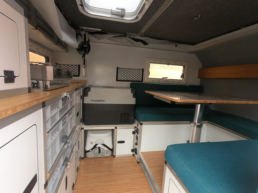 offroad living module by uro-camper