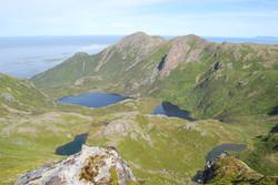 montañas noruegas